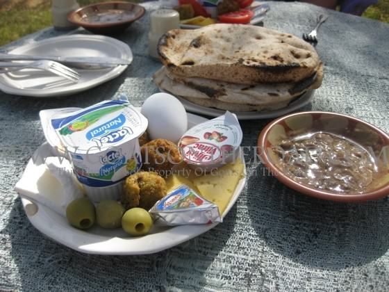 egypt breakfast