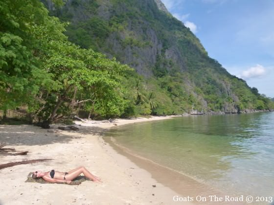 budget backpacking philippines