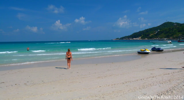 best beaches in SEA thailand